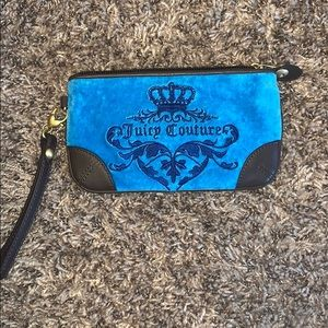 Authentic Juicy Couture Wristlet